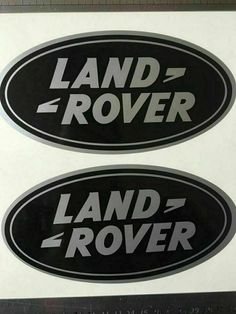 STICKER for LAND ROVER OVAL DEFENDER DISCOVERY BADGE. this are vinyl cut stickers, cut on professional cutting machine for high quality vinyl. you receive 2 stickers for each side. Self adhesive vinyl signs are quick and easy to position. Range Rover Discovery, Land Rover Discovery Sport, Truck Stickers, Badge Logo, Vinyl Signs, Range Rover Sport, Vinyl Cutting, Logo Sticker, Land Rover Defender
