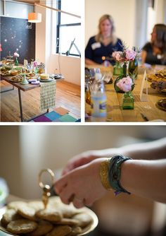 Bright ideas in giveaways for bright ladies...our guests! #favors | re ...