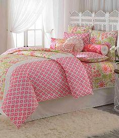 Dena Home Comforter - Ikat Blossom- King Dena Home,http://www.amazon.com/dp/B00AZK8LWY/ref=cm_sw_r_pi_dp_1gOjtb0RM2HS33MJ