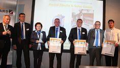 Alles zu unserem AWARD-Gewinn auf der Blechexpo 2015