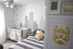 Nursery Guest Room Combo Ideas