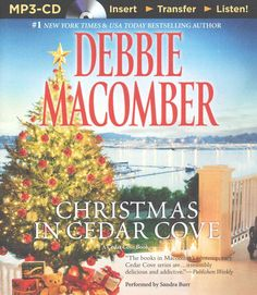 twelve days christmas unabridged spoken word debbie macomber