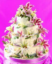 Little Venice Cake Company | Gallery | Wedding Cakes | Iced