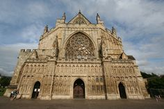 Exeter Cathedral - Exeter, England