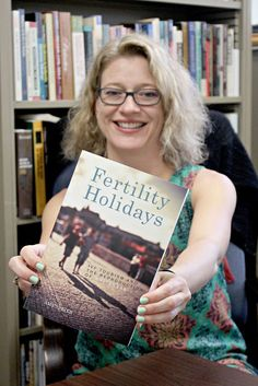 Assistant anthropology professor Amy Speier chronicles the experiences of infertile couples seeking help abroad in her first book, Fertility Holidays: IVF Tourism and the Reproduction of Whiteness.