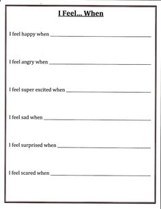 self esteem worksheets | My Book About Me & I'm Special Booklet; Self Esteem 4