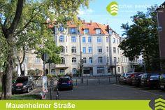 Mauenheimer Straße in Köln-Nippes