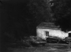 parked cars,white house - Renie Spoelstra