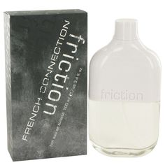 Fcuk Friction Cologne By French Connection EDT Spray 3.4 Oz (100 Ml) For Men