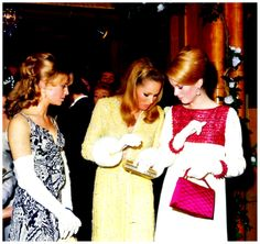 Ursula Andress Catherine Deneuve Julie Christie 1960's (Frocks, Bags, Do's, Gloves and Glamour) Handbags and Gladrags