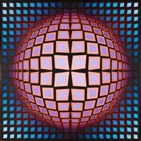 Palink by Victor Vasarely