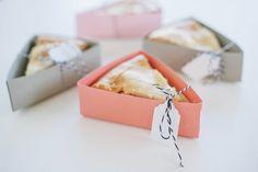 DIY: Pie Box Favors