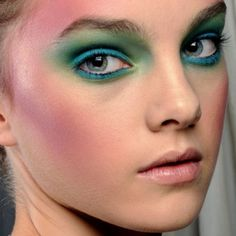 Tendenze make up occhi Primavera Estate 2012