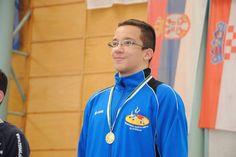 Na mednarodnem turnirju rokoborcev  na Hrvaškem se je Denis Kočar uvrstil na drugo mesto.