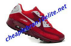 Sports Red Nike Air Max 90 Mens Neutral Grey 333888 601 Air Max Sneakers, Sneakers Nike, Nike Air Max Mens, Air Max 90, Shoe Sale, Black Nikes, Neutral, Grey, Sports