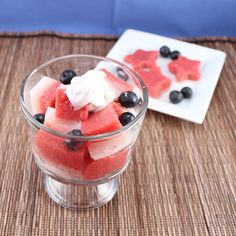 Living Low Carb...One Day at a Time: Fourth of July Jello (Low Carb and Gluten Free)