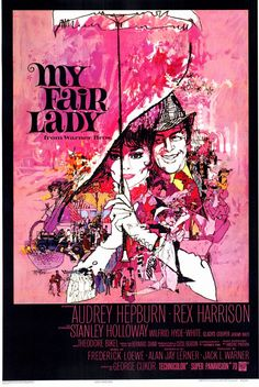 Movie Poster Shop Presents 100 Best Selling Movie Posters - My Fair Lady (1964)
