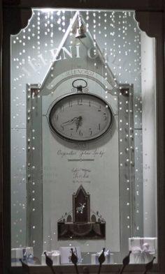 Jelení šperky - Vánoce jsou tady! / 2015 Clock, Wall, Home Decor, Watch, Decoration Home, Room Decor, Clocks, Walls, Home Interior Design