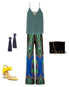 """Untitled #3621"" by explorer-14576312872 ❤ liked on Polyvore featuring Etro, Bailey 44, ALDO, Marco de Vincenzo and Vanessa Mooney"
