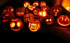 Halloween Pumpkin Carving Collections 2013