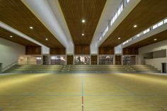 Gallery of Dunalastair School Gymnasium / Patricio Schmidt + Alejandro Dumay - 2