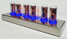 12 things to do with a Raspberry Pi - Rpi projects - nixie clock | #RaspberryPi #DIY #MakeSomething