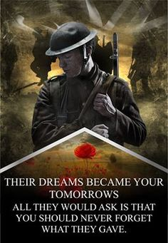 Lest we forget. Remembrance Day Posters, Remembrance Day Pictures, Remembrance Day Poppy, Remembrance Tattoos, Canadian Soldiers, British Soldier, American Soldiers, British Army, Remember The Fallen