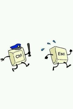 Keystone cops.