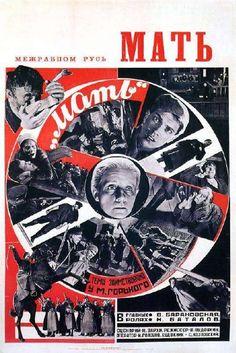16. Мать (1926), dir. Vsevolod Pudovkin.