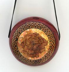 JRA gourd art purse