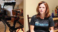 Angela Durazo - Rheumatoid Arthritis Athlete & Arthritis Spokesperson