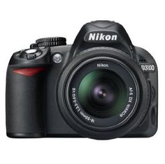 Nikon Digital SLR Camera with megapixel DX-format sensor and Full HD movies. A digital SLR camera with filters, effects and Wi-Fi connectivity. Nikon D3000, Nikon Dslr, Reflex Numérique Nikon, New Nikon, Nikon Digital Camera, Digital Slr, Dslr Cameras, Dslr Lenses, Canon Digital