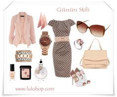Stil editörlerimizin sizler için hazırladıkları öneriler...  www.lukshop.com