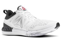 Reebok ZPrint 3D Women s Running Shoes in White White Reebok 031c43708