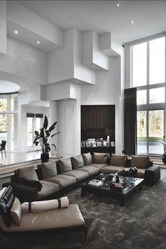 Interior Design ~ Living room #living #decor #ideas | Living Areas ...