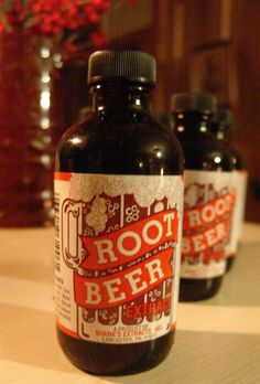 Shanks Old-Time Root Beer Extract