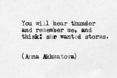 I Taught Myself To Live Simply by Anna Akhmatova…