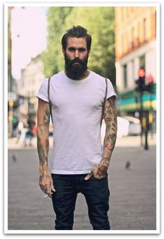 bearded men | Tumblr