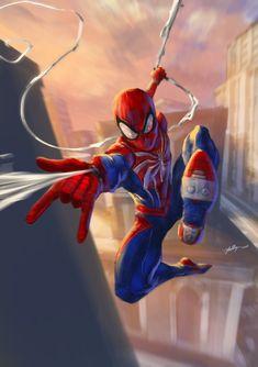 Art from the Spider-Man universe. Marvel Comics, Marvel Art, Marvel Heroes, Spiderman Spider, Amazing Spiderman, Best Marvel Characters, Spectacular Spider Man, Marvel Wallpaper, Disney Marvel