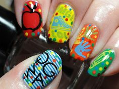 Canadian Nail Fanatic: Back to School!