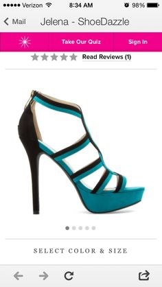 Just ordered these @ ShoeDazzle.com