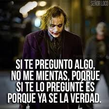 Joker Frases, Joker Quotes, Beautiful Notes, Spanish Quotes, True Stories, Sentences, Wise Words, How To Memorize Things, Sad