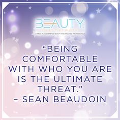 Beauty is about being comfortable in your own skin.  #Beauty #SkinDeep #BearlyMarketing