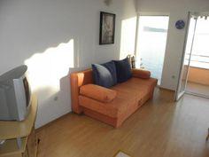 Apartment 2081248 in Sukošan - Casamundo Sofa, Couch, Croatia, Vacation, Furniture, Home Decor, Vacations, Decoration Home, Room Decor