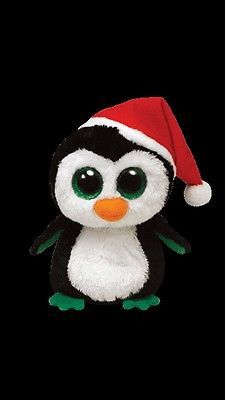 """Ty 2013 ~ IGLOO the 6"""" Penguin Beanie Baby Boos Boo's ~ NEW Holiday Release"""
