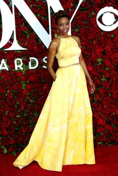 Summer's sunniest trend? Yellow dresses. See how these celebs pull off the look.