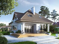 case pe structura usoara Light frame house plans 5