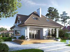 case pe structura usoara Light frame house plans 5