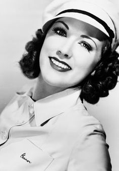 eleanor-powell: Eleanor Powell photographed by Clarence Sinclair Bull, 1937 Hollywood Icons, Old Hollywood Glamour, Golden Age Of Hollywood, Hollywood Stars, Classic Hollywood, Hollywood Hair, Hollywood Actresses, Classic Actresses, Beautiful Actresses