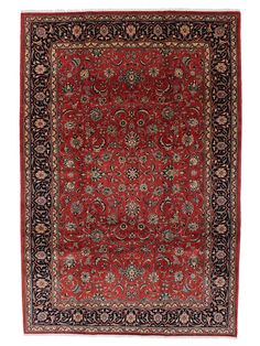 Tapis persans - Sarough Sherkat  Dimensions:310x205cm